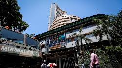 India shares lower at close of trade; Nifty 50 down 0.24%