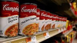 Campbell Gains on Beating Estimates, New $500 Million Buyback Plan