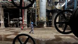 Oil Steadies Near Two-Week High After U.S. Stockpiles Decline