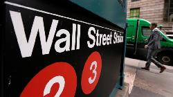 U.S. shares lower at close of trade; Dow Jones Industrial Average down 0.43%