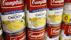 Campbell Soup Slips as Piper Sees Steel Prices Hurting It
