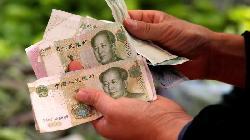 USD/CNY fix: 6.4662 vs thelast close of 6.4595