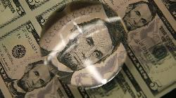 Dollar Edges Lower; Remains Elevated After Inflation Jump