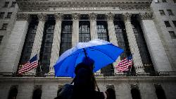 U.S. shares higher at close of trade; Dow Jones Industrial Average up 0.06%