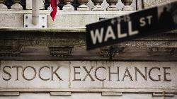U.S. shares lower at close of trade; Dow Jones Industrial Average down 0.44%