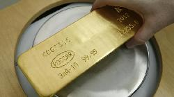Gold Down Over Firmer Dollar, Investors Monitor U.S. Inflation Data