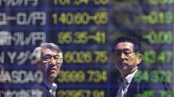 World shares fall as markets await Fed meeting, taper timeline