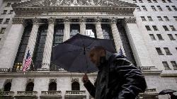 U.S. shares mixed at close of trade; Dow Jones Industrial Average up 0.76%