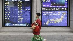 Japan shares lower at close of trade; Nikkei 225 down 0.35%