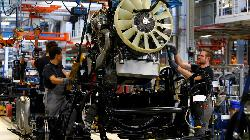 Factory Output Rises Less Than Forecast, Dented by Hurricane Ida