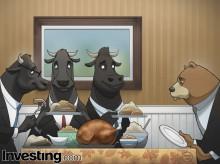 Boğalar, piyasalarda bu sene gerçekleşen bütün rekor seviyelere şükranlarını sunuyor.
