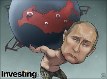 Will Vladimir Putin be able to save Russia from the crashing ruble and low oil prices?