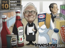 Mega-merger in the food industry: Kraft and Heinz merge to form the world's fifth-largest...