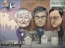 Küresel hisse senedi piyasaları, Fed'in faiz artış beklentileriyle her gün yeni bir rekor...