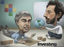 Google dünya hakimiyeti planları için Alphabet'e dönüşüyor