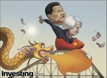Çin'deki sürpriz yuan devalüasyonu ve hisse senedi piyasalarındaki problemler sebebiyle...