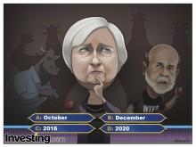 Geçtiğimiz hafta piyasalarda hayal kırıklığı yaşandı. Yellen bunu yıl sonunda telafi...