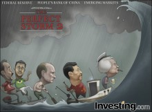 Fed ve Çin ile ilgili belirsizlik kaygıları, gelişmekte olan piyasaları olumsuz etkiliyor