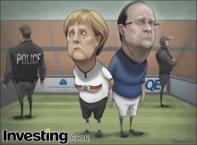 Avrupa'daki güvenlik kaygıları, Avrupa Merkez Bankası'nın Parasal Genişlemeyi artırmasında...