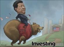 Ayılar en sonunda Wall Street'e ulaşıyor