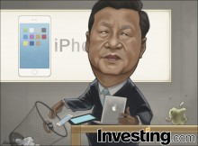 Çin'deki ekonomik yavaşlama ve yeniliğin az olması Apple hisselerini vurdu
