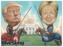 The U.S. presidential race has begun. Trump vs Hillary - who will be the winner?
