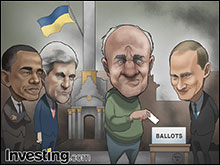 Will the weekend elections in Ukraine worsen the crisis with Russia and  cause sharp falls...