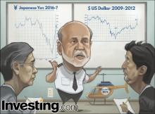 Cựu Chủ tịch FED mang sự minh triết về kích thích kinh tế của mình tới Ngân hàng Nhật Bản