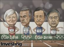 Olympic ở Ngân hàng Trung ương: Ai xứng đáng giành huy chương vàng?