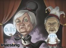 Yellen tiếp tục làm chủ kỳ vọng thị trường, trong khi Kuroda lại ngã dập mặt.