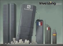 Liệu Ngân hàng Đức có sụp đổ và kéo theo cả hệ thống ngân hàng Châu Âu không?