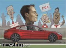 Elon Musk tiếp tục truyền cảm hứng cho các nhà đầu tư TSLA sau lợi nhuận Q3