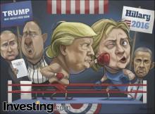 Chưa đến một tuần nữa là cuộc bầu cử sẽ diễn ra, Trump đang giành lợi thế khi FBI dò xét...