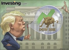 President Trump continues to blow the bubble. Who will eventually pop it?