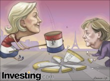 Marine Le Pen looks to shake up French politics, threatening the future of the euro zone.