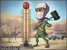 Will violence in Iraq take oil prices above $115?