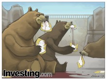 Bears take control of $SNAP as bloodbath ensues.