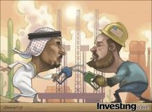 OPEC vs US shale showdown is biggest oil risk of 2017.