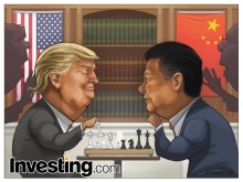 Mind games between the world's two biggest giants intensify