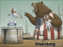 Booming U.S. shale production sends oil into bear market territory despite OPEC efforts