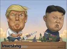 Trump and Kim continue their dangerous war game