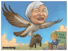 Markets digest Yellen's hawkish tone and Trump's tax plan