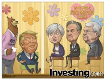 The race for Fed chair enters final stretch, who do you want to be the next Fed...