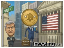 Bitcoin finally arrives on Wall St. with launch of futures contract