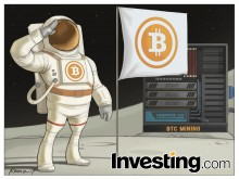Bitcoin prices go to the moon as meteoric rise continues