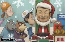 Todas as crianças só pedem uma coisa esse ano para o Papai Satoshi