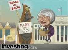 Yellen diz adeus já que o mandato bem sucedido, como presidente do Fed, chegou ao fim