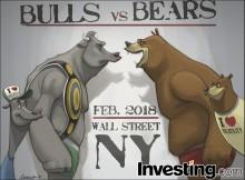 A volatilidade do mercado volta rugindo
