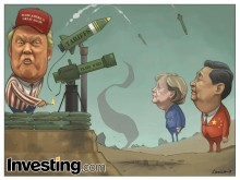 Tarifas de Trump Provocam Medo de Guerra Comercial Mundial