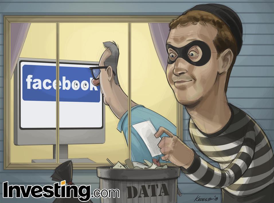 ユーザーの個人情報への第三者によるアクセスをめぐり、 フェイスブックの嵐は続く